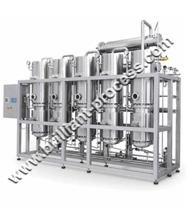 Multicolumn Distilled Water Plant