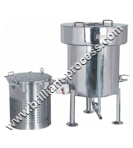 Rubber Bung Washing Machine
